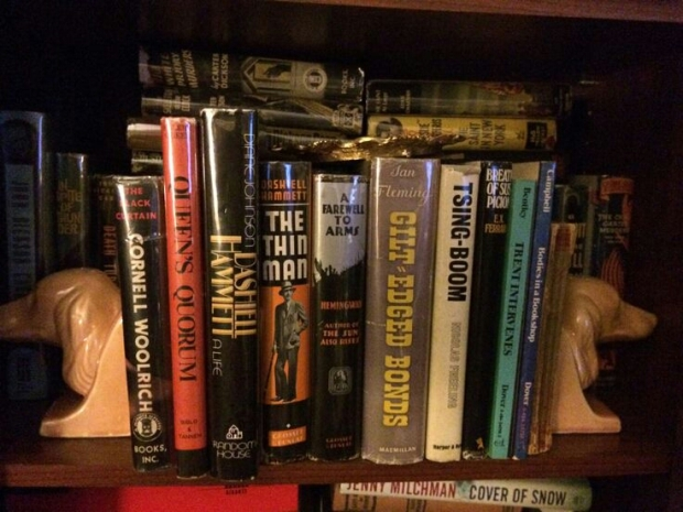 Jeff Keener's Shelfie