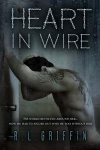 heart in wire