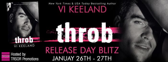 throb release day blitz