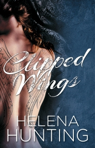 Clipped Wings - cover - eBook
