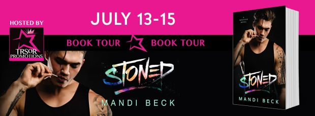 STONED BOOK TOUR