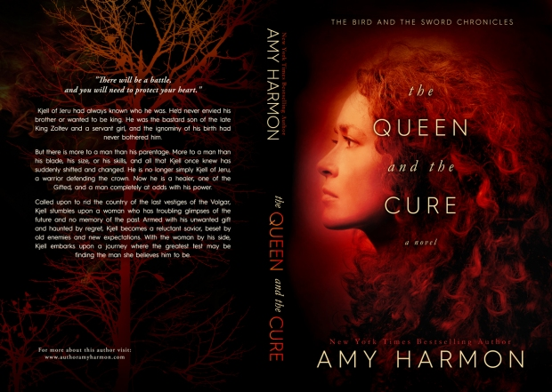 The Queen and The Cure, Amy Harmon - Print