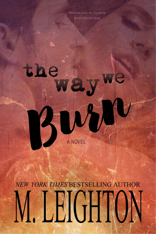 The Way We Burn EBook Cover