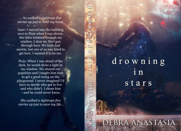 DROWNING IN STARS OG FULLWRAP